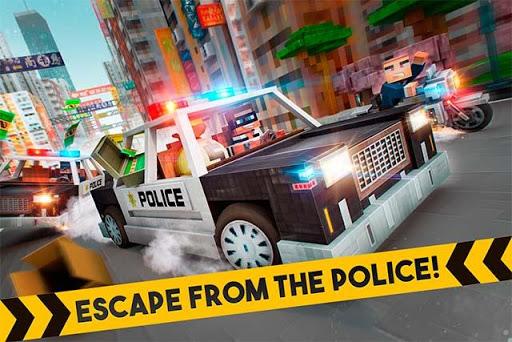 ud83dude94 Robber Race Escape ud83dude94 Police Car Gangster Chase moddedcrack screenshots 3