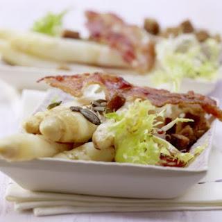 Asparagus-Frisee Salad