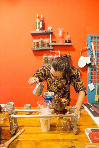 路人咖啡Ruh Cafe | 銅板也有好咖啡