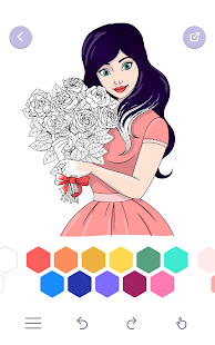 ColorMe: Coloring book & Coloring games