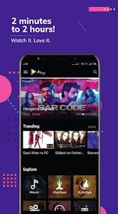 Hungama Play: Movies & Videos Screenshot
