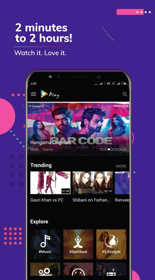 Hungama Play: Movies & Videos APK Cracked Free Download   Cracked