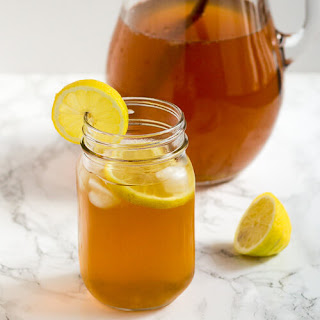 Lemon Wildberry Cold Brew Iced Tea Recipe