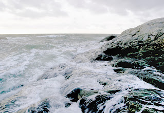 Photo: Atlantenfeeling på Marstrand.