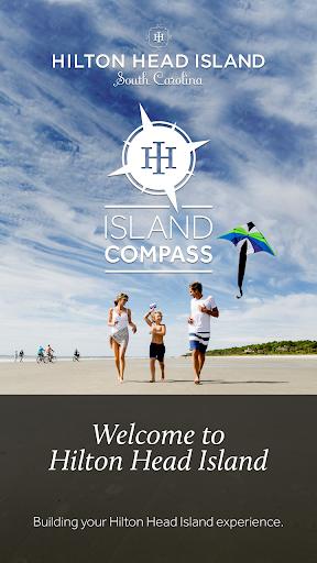 Hilton Head Island Compass