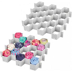 Organizator tip fagure pentru sertare, 32 alveole