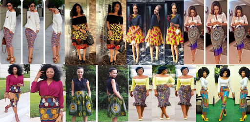 Feature Lovely, Gorgeous and Trending African Pencil Skirts styles collections,