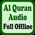 Al Quran Audio MP3 Full Offline icon