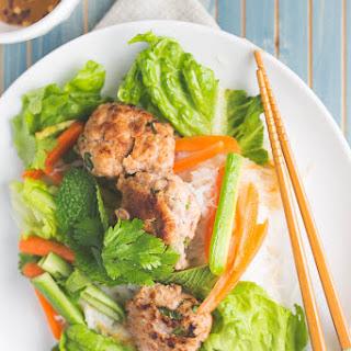 Vietnamese Pork Noodle Salad