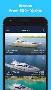 YachtLife – Private + Luxury Yacht Charter/Rental 2.0.1 Android Mod + APK + Data 2