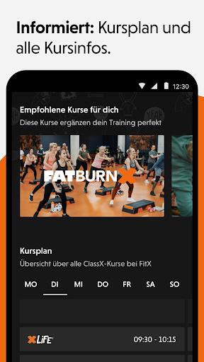 FitX - Fitness App screenshot 5