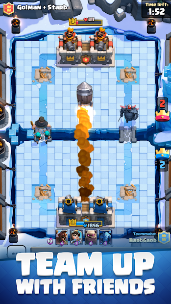 Clash Royale Android App Screenshot