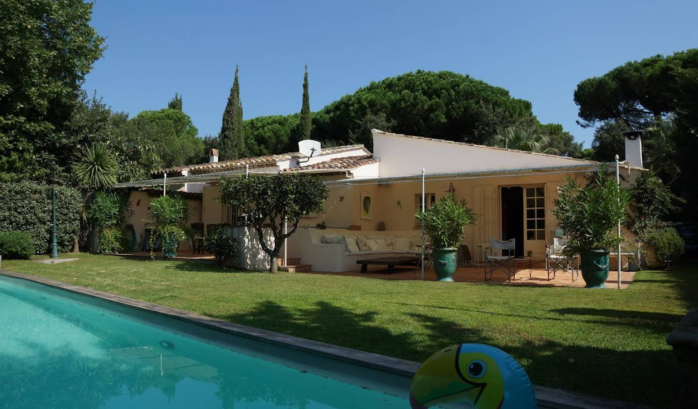 House with pool Ramatuelle