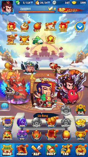 Dewa Ngamuk : Strategy RPG 5.0.1 Cheat screenshots 6