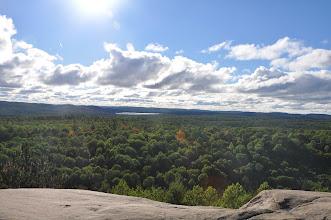 Photo: Im Algonque Park von einem Aussichtspunkt