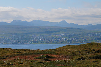 Photo: View on Torshan from Nolsoy