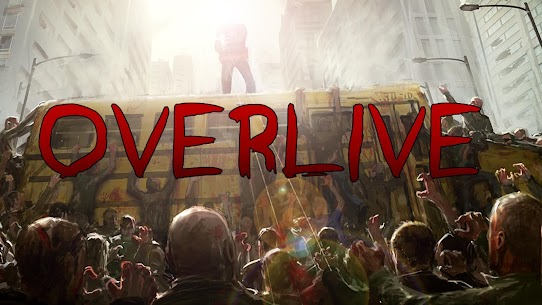 Overlive LITE: A Zombie Survival Story and RPG 70.0 Android Mod APK 1