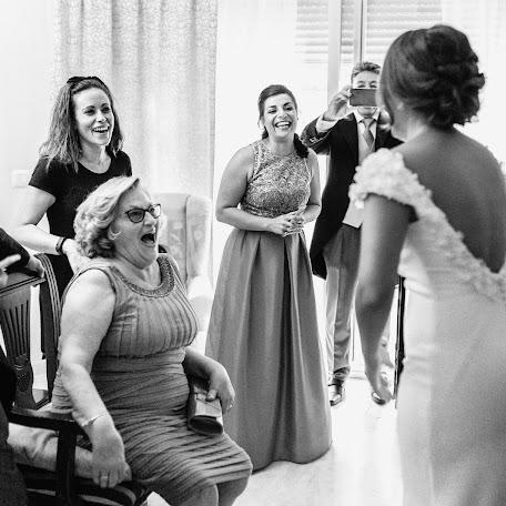 Wedding photographer Manuel Asián (manuelasian). Photo of 17.12.2017