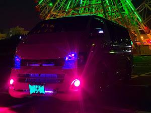 ハイエース TRH200Kのカスタム事例画像 🌸🐢カメ69🐢🌸さんの2020年11月02日16:10の投稿