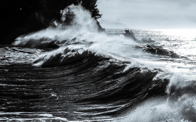 La grande onda di Kanagawa di fasele72
