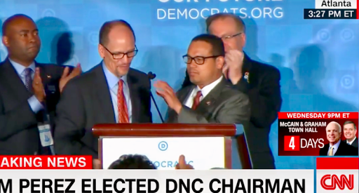 Democrats under a cloud while DNC employees head for the door