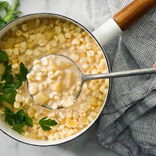 Basic Corn Chowder
