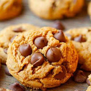 Peanut Butter Cup Cookies (GF)