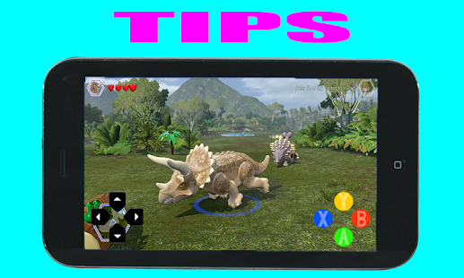 Tips for LEGO Jurassic World for PC-Windows 7,8,10 and Mac apk screenshot 5
