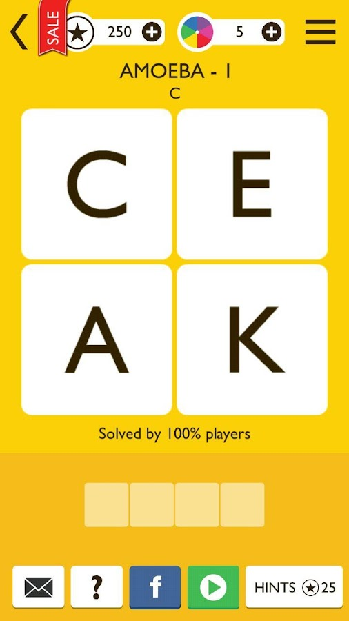 Word Trek - Word Brain streak- screenshot