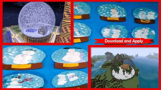 Snow Globes Project