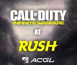 Call of Duty Infinite Warfare at Rush : Sandton Convention Centre