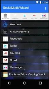 SocialMediaWizard2 screenshot 0