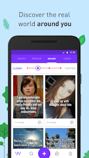 whisper apps on google play