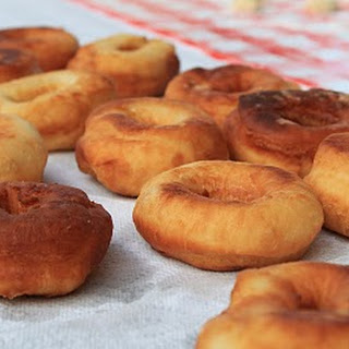 Grandma's Homemade Donuts