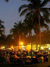 Photo: Darwin - skvela basta a atmosfera na Mindil Beach Sunset Markete. MNAM!