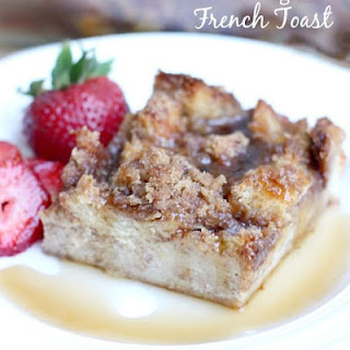 Overnight French Toast.