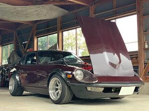 フェアレディZ  240ZG 1972年のカスタム事例画像 もとさんの2021年01月08日00:18の投稿