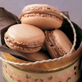 Nutella Macaroons Recipe