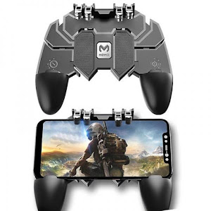 GamePad Telefon Mobil Controler Sase Degete PUGB AK 66