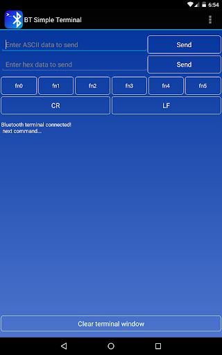 Bluetooth Terminal  screenshots 5