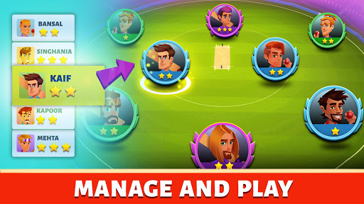 Hitwicketu2122 Superstars: Cricket Strategy Game apkmr screenshots 1