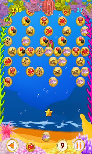 玩休閒App|泡泡射擊 - 魚的故事免費|APP試玩
