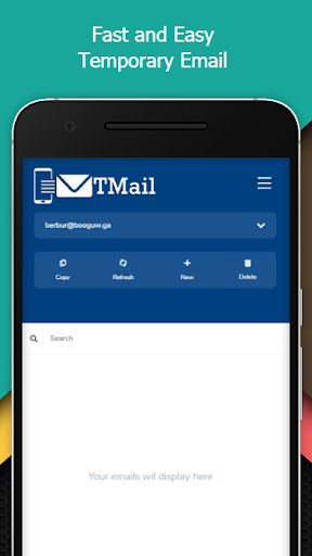 Temp Mail - Free Temporary Disposable Email App Report on