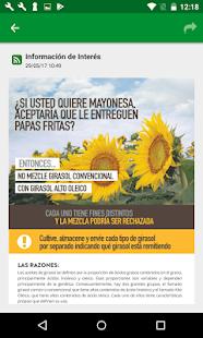 Información Bolsa de Cereales Bahía Blanca