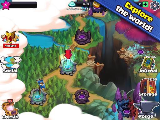Mine Quest 2 - Mining RPG 2.2.5 screenshots 13