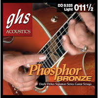 GHS S325 Phosphor Bronze 012-54
