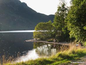 Photo: Evening Sun at Ennerdale Water, Lake District