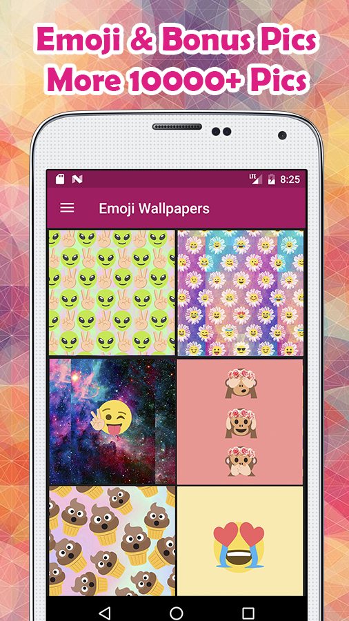 Emoji Wallpapers 😎 - Android Apps on Google Play