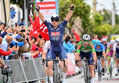 Belgische sprinter moet Baloise Belgium Tour verlaten na wonde aan zijn knie