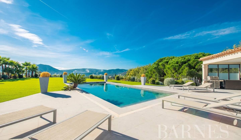 Villa with pool Plan-de-la-Tour